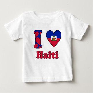I love Haiti Tees