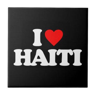 I LOVE HAITI TILES