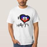 I love Haiti Tshirts