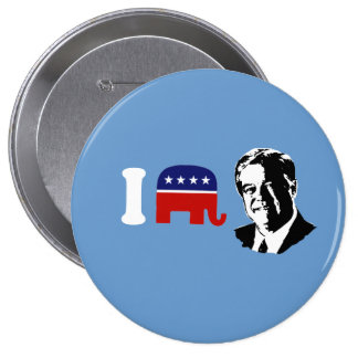 I Love Haley Barbour Pin