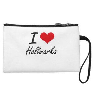I love Hallmarks Wristlet