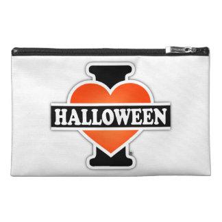 I Love Halloween #1 Travel Accessories Bag