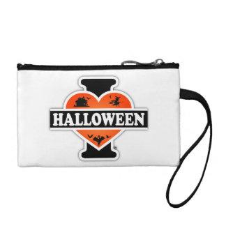 I Love Halloween #2 Coin Wallet