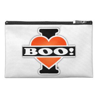 I Love Halloween #3 Travel Accessory Bags