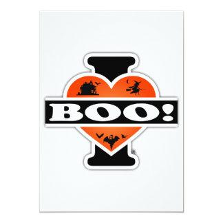 I Love Halloween #4 Card