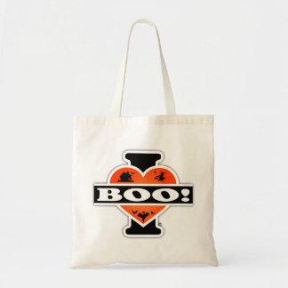I Love Halloween #4 Tote Bag