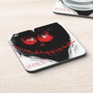 I love Halloween Drink Coaster