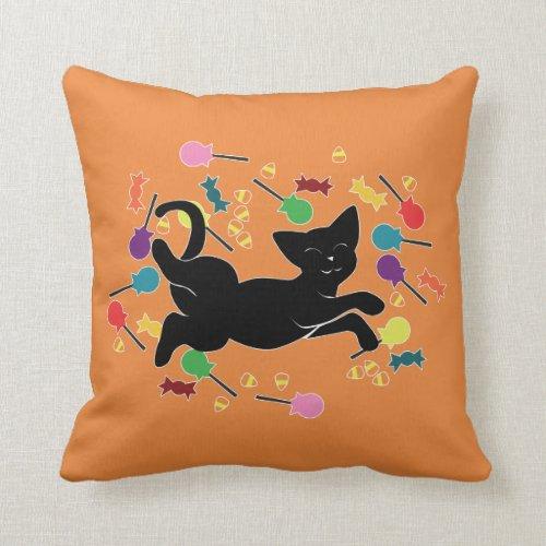 I Love Halloween! Pillow