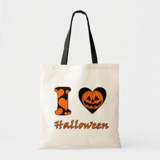 I love Halloween Tote Bag