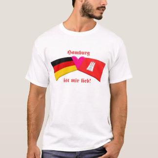 I Love Hamburg ist mir lieb T-Shirt