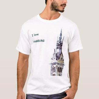 I Love Hamburg Tshirt