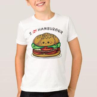 I love hamburger T-Shirt