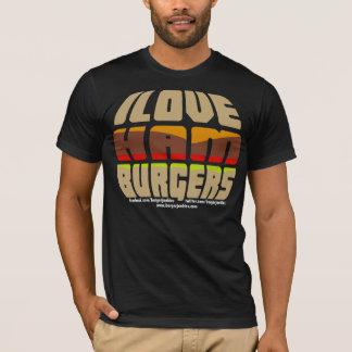 I Love Hamburgers T-Shirt