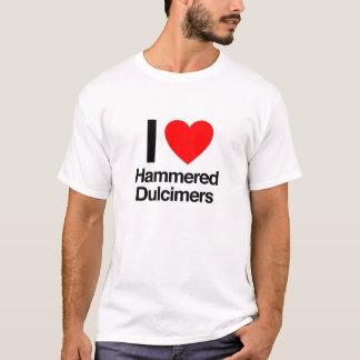 i love hammered Dulcimers T-Shirt