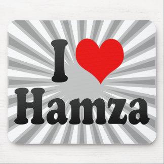 I love Hamza Mouse Pads
