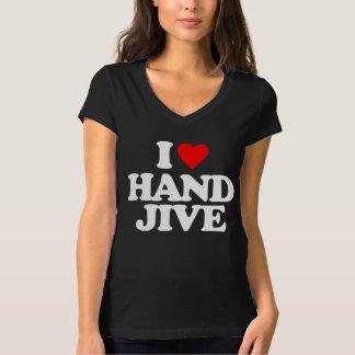 I LOVE HAND JIVE T-Shirt