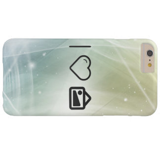 I Love Hanging Luggages Barely There iPhone 6 Plus Case