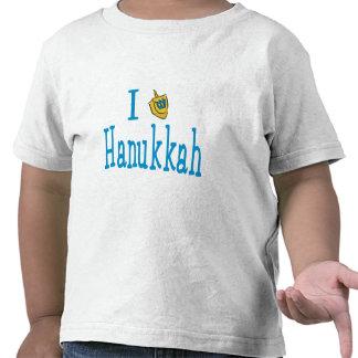 I Love Hanukkah Shirts