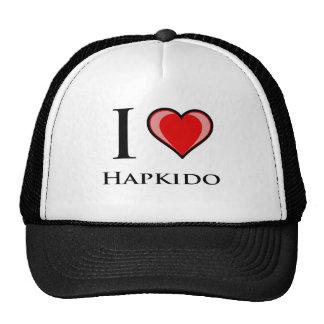 I Love Hapkido Trucker Hat