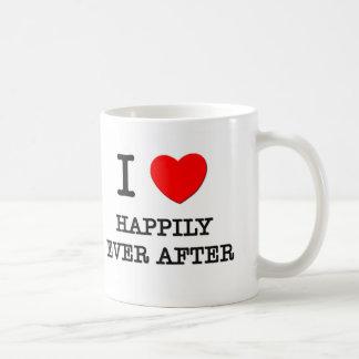 I Love Happily Ever After Mug