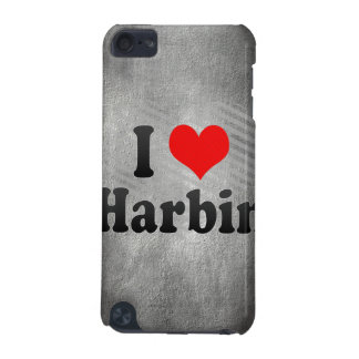 I Love Harbin, China iPod Touch 5G Cover