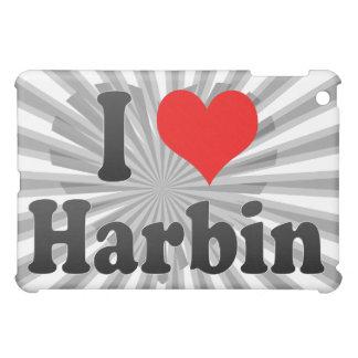 I Love Harbin, China iPad Mini Cover