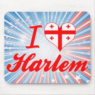 I Love Harlem, Georgia Mouse Pad