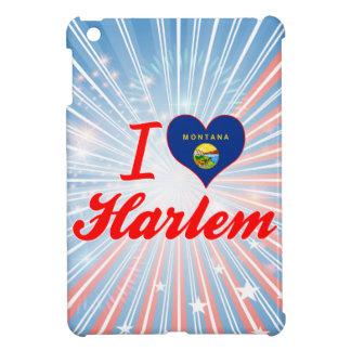 I Love Harlem, Montana iPad Mini Cover