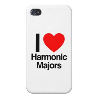 i love harmonic majors iPhone 4/4S case