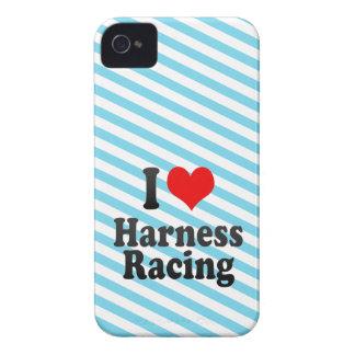 I love Harness Racing Blackberry Case