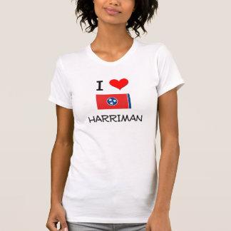 I Love Harriman Tennessee T-shirts