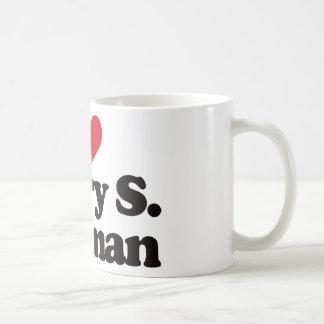 I Love Harry S Truman Coffee Mug
