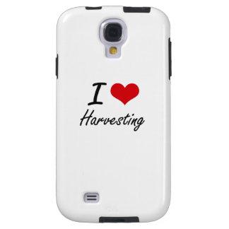 I love Harvesting Galaxy S4 Case