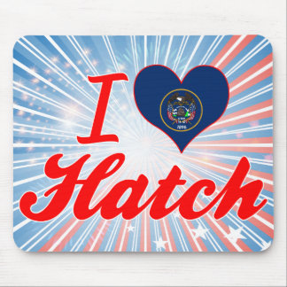 I Love Hatch, Utah Mouse Pad