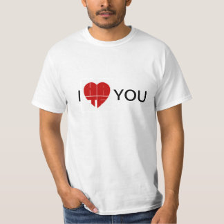 i love / hate you T-Shirt