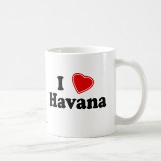 I Love Havana Classic White Coffee Mug