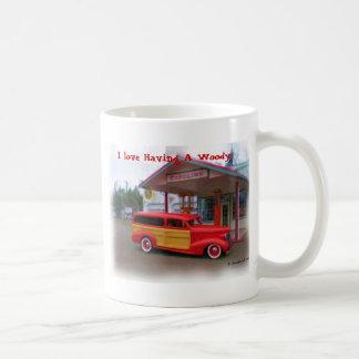 I love Having A Woody! Coffee Mug