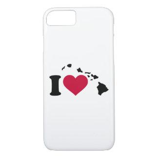 I love Hawaii iPhone 7 Case