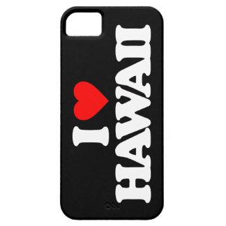 I LOVE HAWAII iPhone SE/5/5s CASE