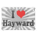 I Love Hayward, United States Case For The iPad Mini
