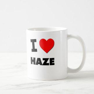 I Love Haze Coffee Mug