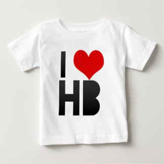 I Love HB T Shirt