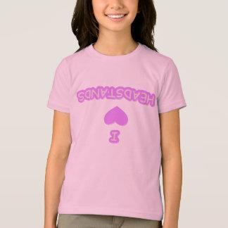 I LOVE HEADSTANDS T-Shirt