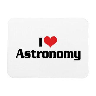 I Love Heart Astronomy - Star Watcher Magnet