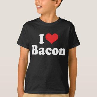 I Love Heart Bacon - Bacon Lover T-Shirt