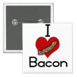 I love-heart Bacon Pin