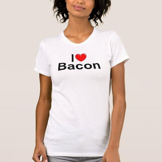 I Love (Heart) Bacon T-Shirt