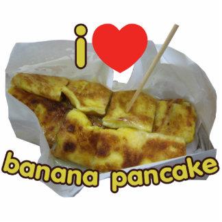 I Love (Heart) Banana Pancake ... Thai Street Food Cutout