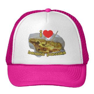 I Love (Heart) Banana Pancake ... Thai Street Food Trucker Hat