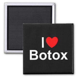 I Love (Heart) Botox Refrigerator Magnet